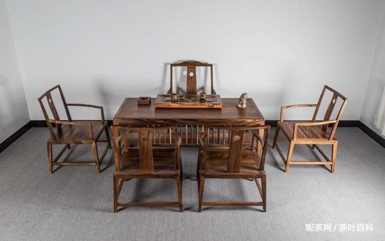 茶桌怎么摆放最佳位置,茶桌摆放最吉利方位朝向图片