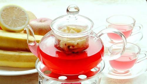 花果茶有什么功效(喝一杯花果茶,现实上就即是喝了一杯新鲜果汁)