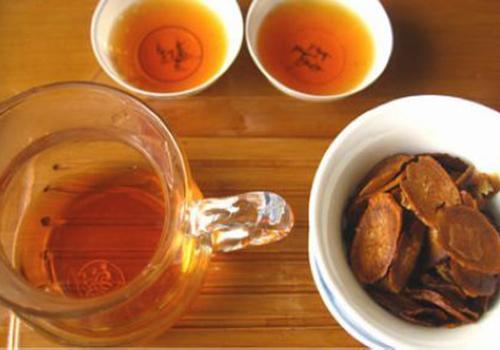 喝牛蒡茶有哪些排毒症状(秋季到了,喝茶养生是秋季的主题之一,各种茶的功效与作用)