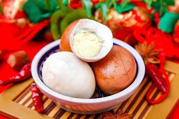 茶叶蛋的做法及配料(茶叶蛋怎么做好吃又简单)