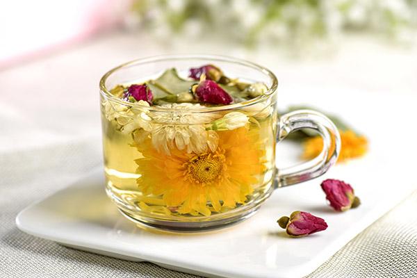 花茶的功效与作用(常喝花茶有什么好处)